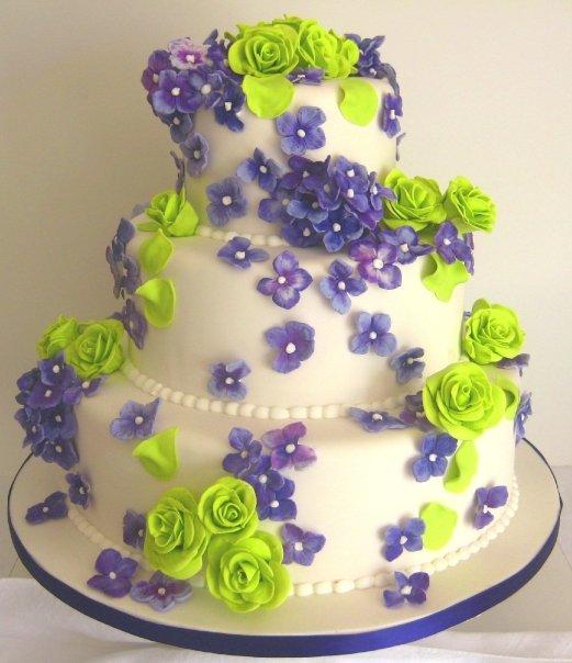 A Handy Little Wedding Cake Guide